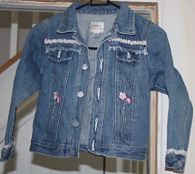 Truly stunning denim jacket from Next to fit age 5-6yrs