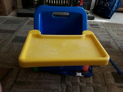 Safety 1st portable booster seat
