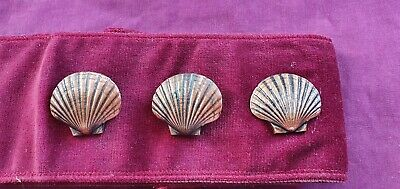 Vintage St Thomas of Acon SMALL Shell Jewels x3 plus arm band
