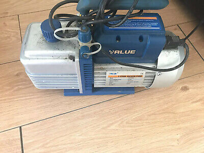 Value Vac pump - 2 Stage Vac pump