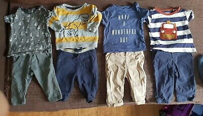 Baby Boys Bundle 3-6 Months Next M&S And River Island