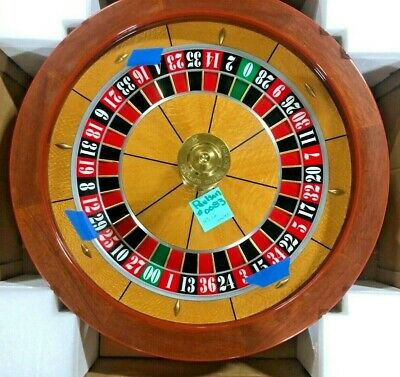 Roulette Wheel 32 Inch Paulson (Used) #0083 0/00