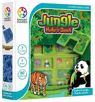 Merchandising Spel Hide & Seek Jungle