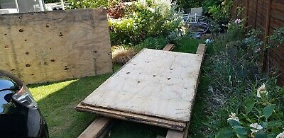 8ft x 4ft exterior plywood sheets
