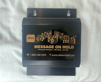Message On Hold USB1100XS Premier Technologies