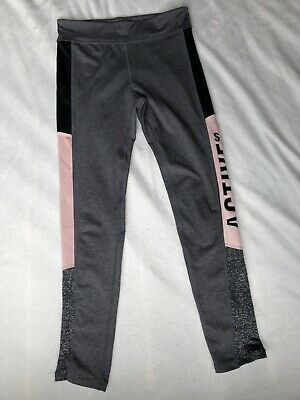 Girls Sports Leggings,H&M Sports Wear,10-12Yr,Excellent Condition