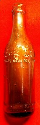 Coca-Cola Brown 7 oz bottle marked Chattanooga , Tenn.