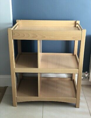 Mamas and Papas Wooden Baby Changing Table