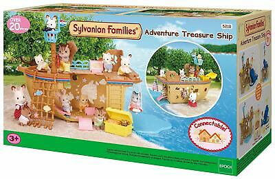 Merchandising Sylvanian Families - Adventure Treasure Ship