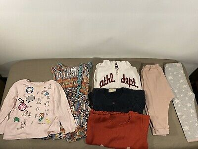 Baby Girl Clothes Bundle Age 9-12 Months