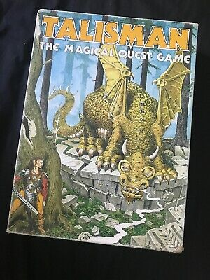 Talisman: The Magical Quest Game, 1st Edition 1983 by Games Workshop