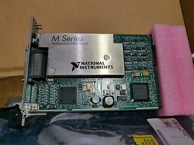 National Instruments PXI 6289 M-Series Multifunction DAQ I/O Device 151501G