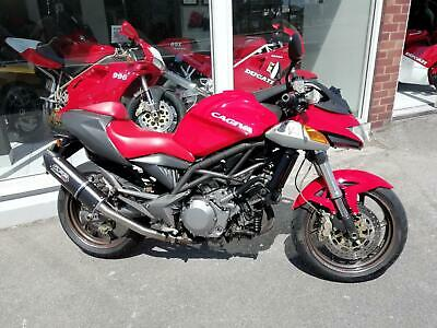Cagiva V Raptor, Absolutely Mint And Only 4K, Possibly The Best One Left!