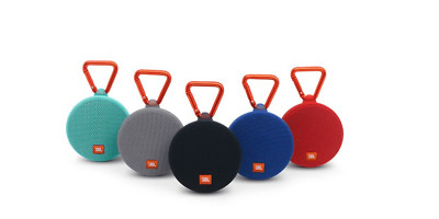 JBL Clip 2 Waterproof Portable Rechargeable Bluetooth Speaker Authentic Pick Col