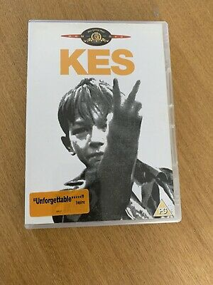Kes DVD UK Pal Great Condition