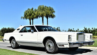 1978 Lincoln Mark V Coupe w/ 19k Actual Miles, 1978 Lincoln Mark V Coupe w/ 19k Actual Miles, Marti Report, Rare Color Combo