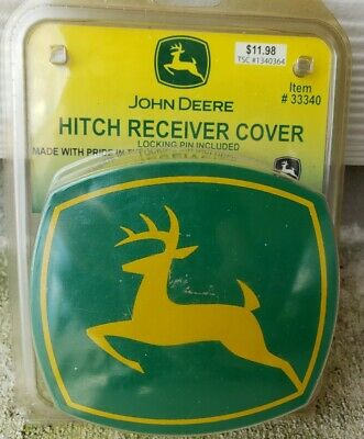 John Deere -  Hitch Receiver Cover - New