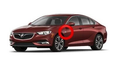 2018-2020 Buick Regal Sidemarker