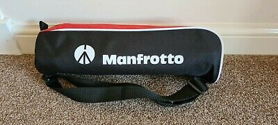 Manfrotto befree one Tripod Red Finish
