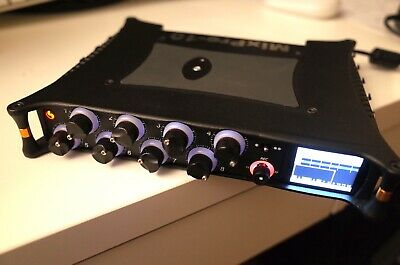 Sound Devices MixPre 10M Portable Multitrack Recorder & USB Audio Interface
