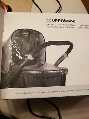 UPPAbaby Infant Bassinet Rain Shield Cover - Clear - Vista