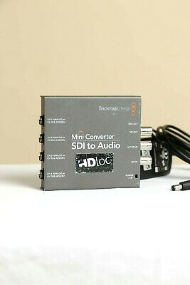 Blackmagic Design Mini Converter SDI to Audio