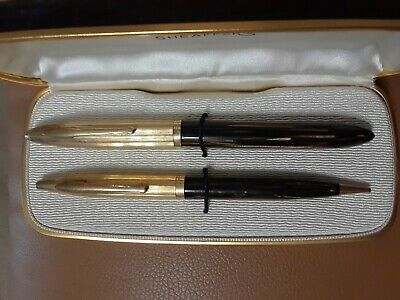 Vintage Sheaffer's Fountain Pen and pencil set