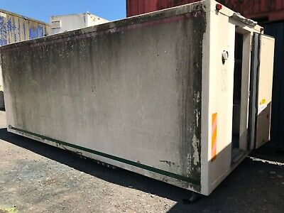 shipping insulated container 18x7ft6in