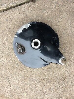 2012 Yamaha YBR125 Rear Brake Drum
