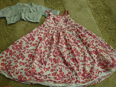 Girls Summer Outfit Size Age 3-4 Years