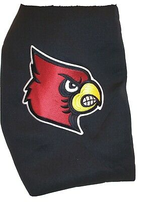 New NCAA Louisville Cardinals Synthetic Leather Car Truck Steering Wheel Cover