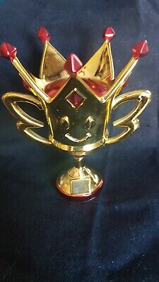 Club Nintendo Special Cup Trophy Unboxed