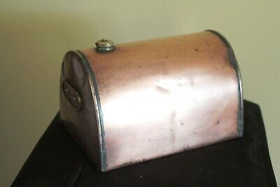 Copper Dome Top Carriage Warmer-With Character!