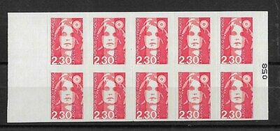 France - Carnets De Timbres N° 2630 - C2 Neuf **