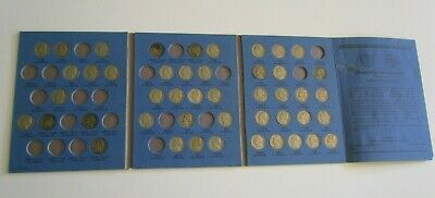 Jefferson Nickel Collection 1938 To 1961 Number One ~ 46 Coins Included