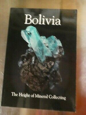 extraLAPIS ENGLISH NO. 12 BOLIVIA THE HEIGHT OF MINERAL COLLECTING Crystals