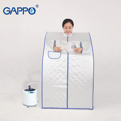 GAPPO Steam Sauna portable sauna room Beneficial skin infrared Weight loss Calor