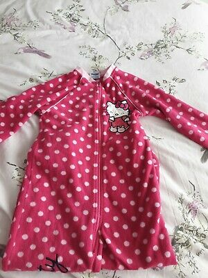 Helly Kitty Fleece all in one suit