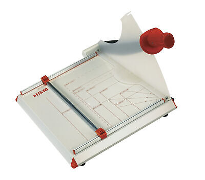 HSM cm 4315 Home and Office Paper Cutter DIN A2 Small Capacity 15 Sheets