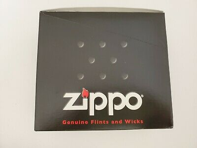 Zippo Lighter Genuine Wick Boxed Display 24 Packages of 1 Wick Each New Vintage