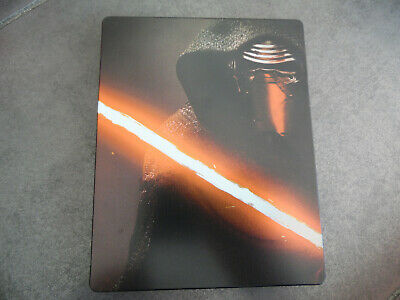 Bluray Blu-ray  steelbook star wars episode 7