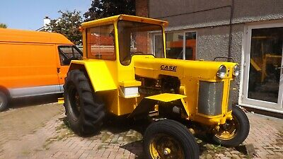 Case 540 Industrial Tractor Ex Usa Air Force