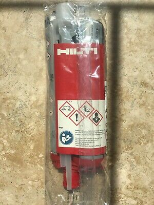 Hilti HIT-RE 500 V3 V3/500/1 Injectable Adhesive #2123404  500ml 705g 16.9 Fl.oz