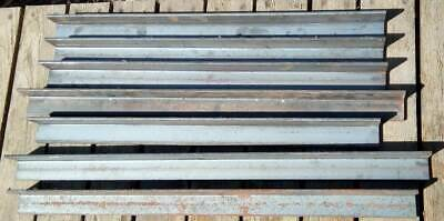 """Steel Angle, A36 Hot Roll, Thick Wall, 2"""" x 2"""" x 1/4"""", Angle Iron"""