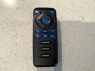 Bentley Arnage Navigation Entertainment Remote Control