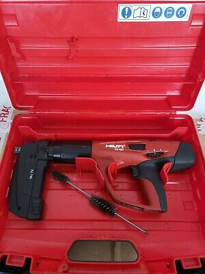 Hilti Dx 460 Nail Gun With Mx 72 Magazine Like Hilti Dx 5.Used