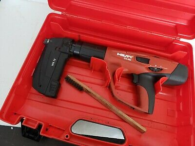Hilti Dx 460 Nail Gun With Mx 72 Magazine Like Hilti Dx 5.Used.