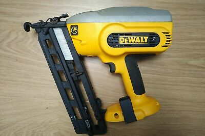 Dewalt 18V Cordless Heavy Duty Pro Nail Gun Pin Gun Nailgun 2-nd Fix DC618 W@@W1