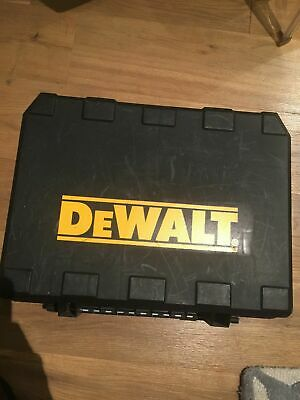 Empty Dewalt Case Box for 18V Cordless Pin Nail Gun DC618 Wow!0