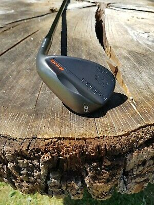 Cobra King Forged 56 Degree Wedge in super condition all black AMT S300 shaft